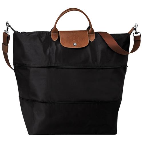 View 1 of Travel bag, 001 Black, hi-res