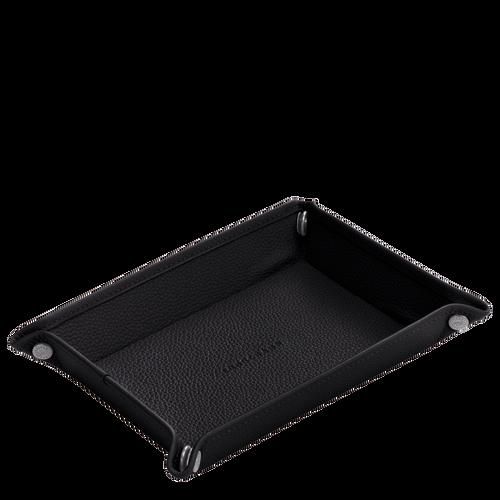 Le Foulonné Coin tray, Black