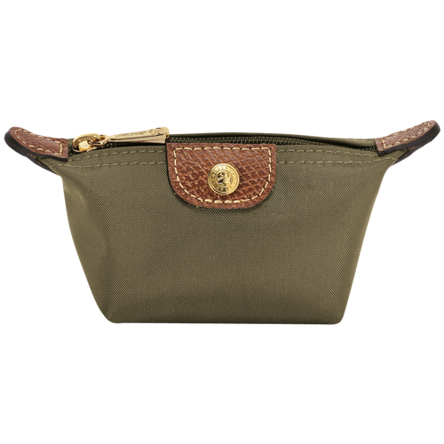 Coin purse, Khaki, hi-res - View 1 of 1