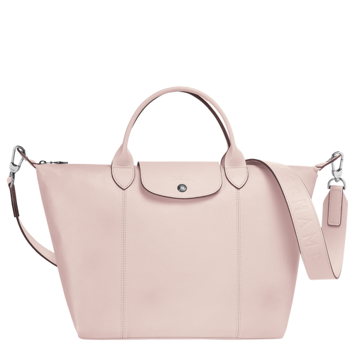 Top handle bag M, Pale Pink - View 1 of  3 -