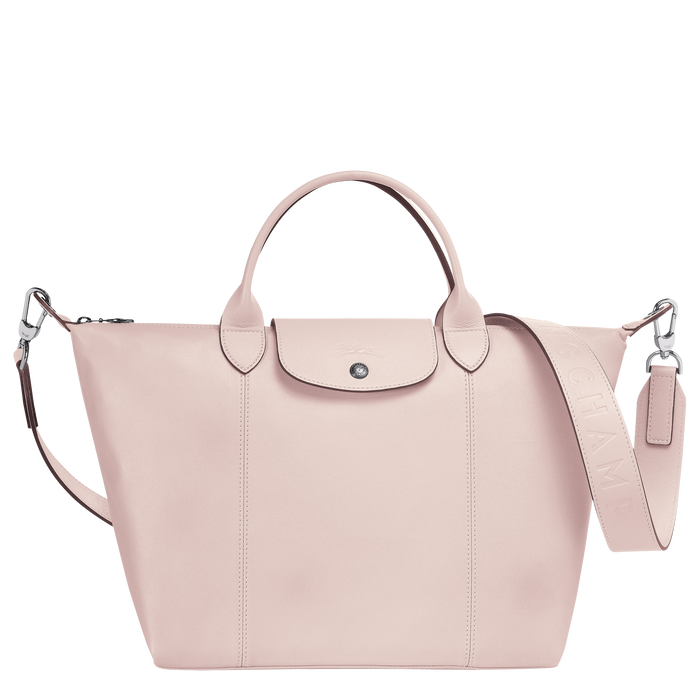 Top handle bag M, Pale Pink - View 1 of  3 - zoom in