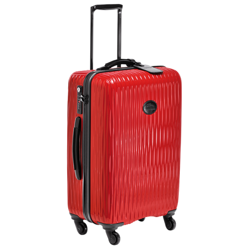 Koffer, Rood - Weergave 2 van  3 -