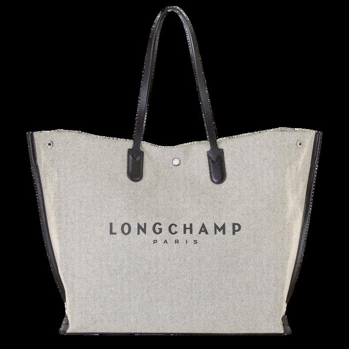 Shopping bag XL, Ecru - View 1 of  3 - zoom in