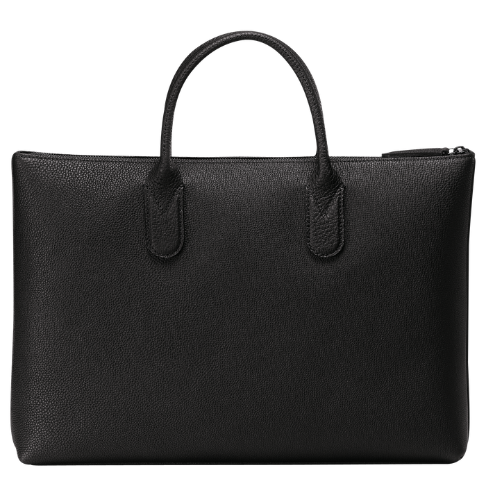 Briefcase S, Black/Ebony - View 3 of 3 - zoom in