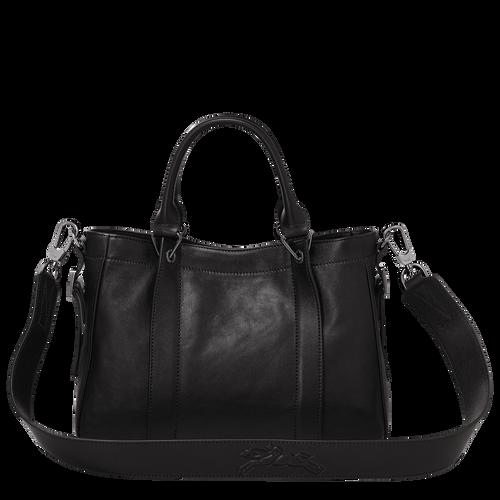 View 3 of Tote bag S, 001 Black, hi-res