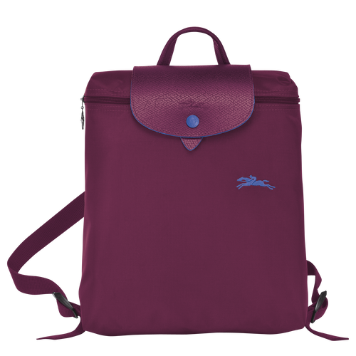 Backpack, Plum, hi-res - View 1 of 4