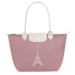肩揹包S, 藕粉色
