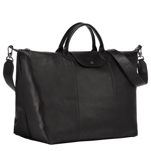 Travel bag L, Black/Ebony - View 2 of 3 -