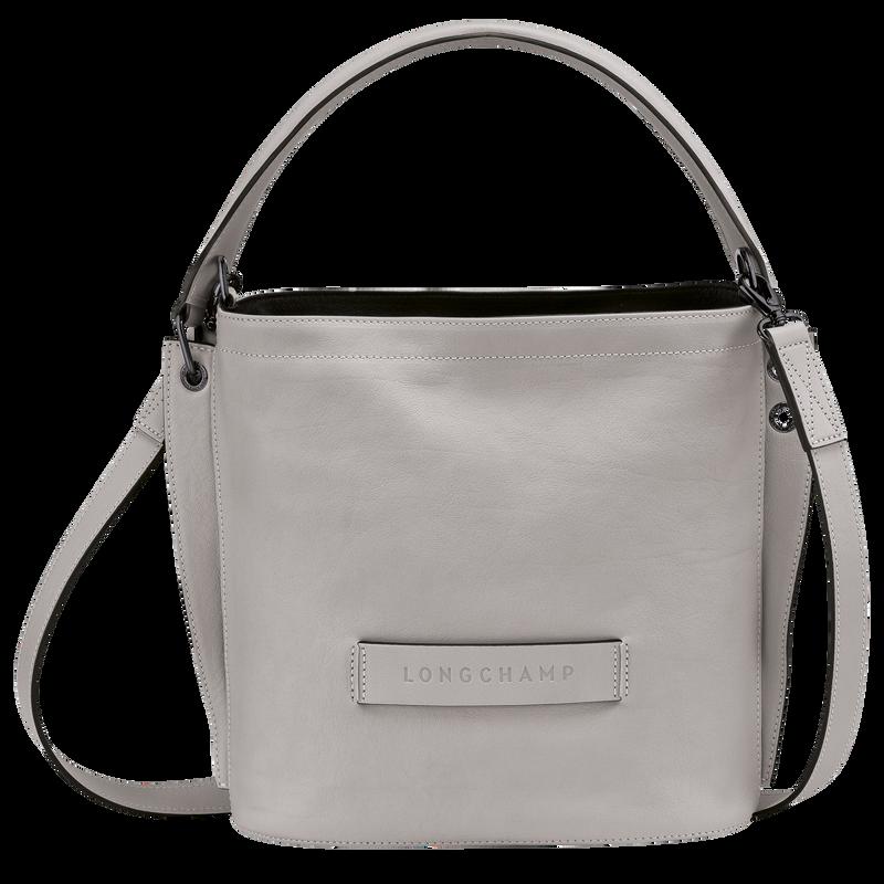 Longchamp 3D Crossbody bag, Grey