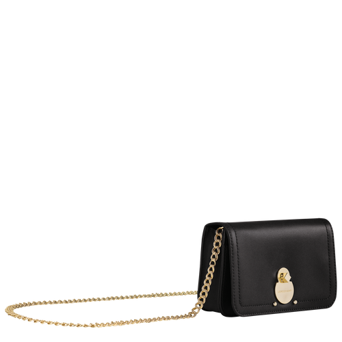 Wallet on chain, Black, hi-res - View 2 of 3