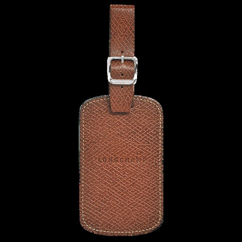 Boxford Luggage tag, Brown