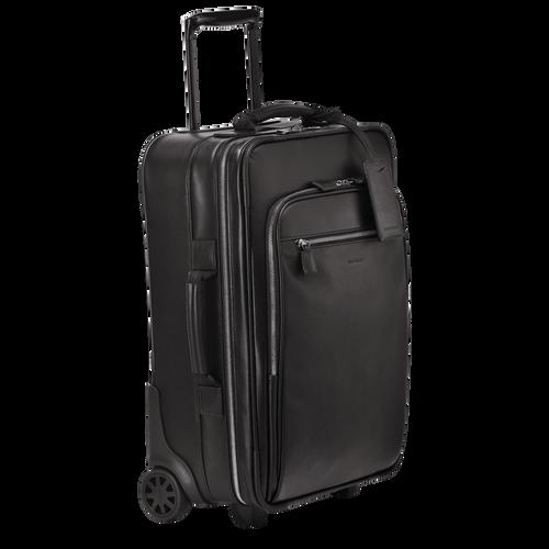 Handgepäck-Koffer, Schwarz - Ansicht 2 von 3 -