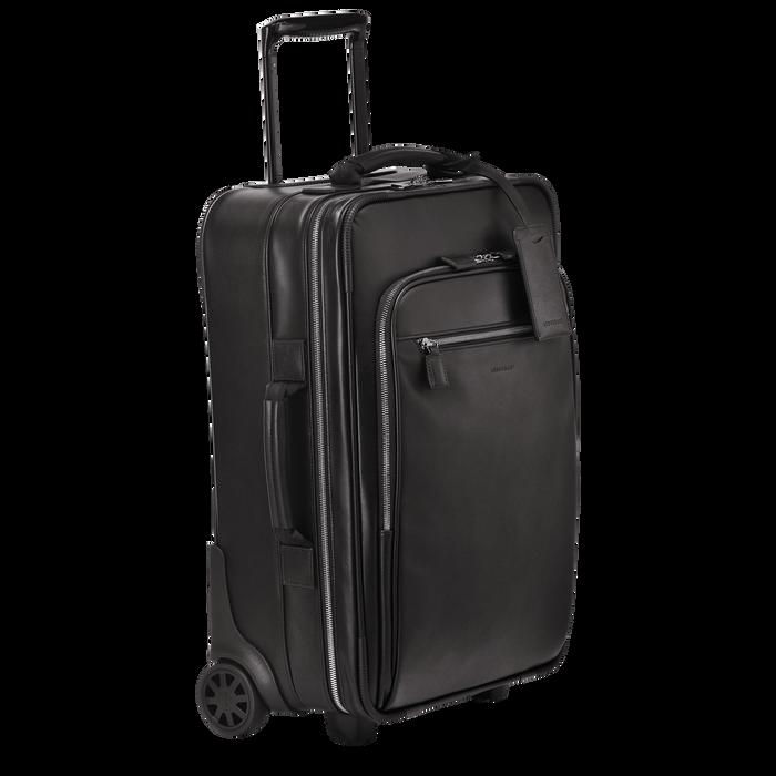 Handgepäck-Koffer, Schwarz - Ansicht 2 von 3 - Zoom vergrößern