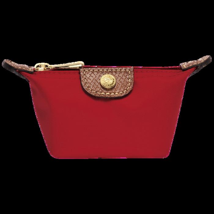 Portemonnaie, Rot - Ansicht 1 von 1 - Zoom vergrößern