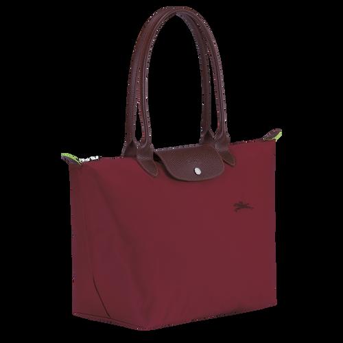 Le Pliage Green 肩揹袋 L, 紅色