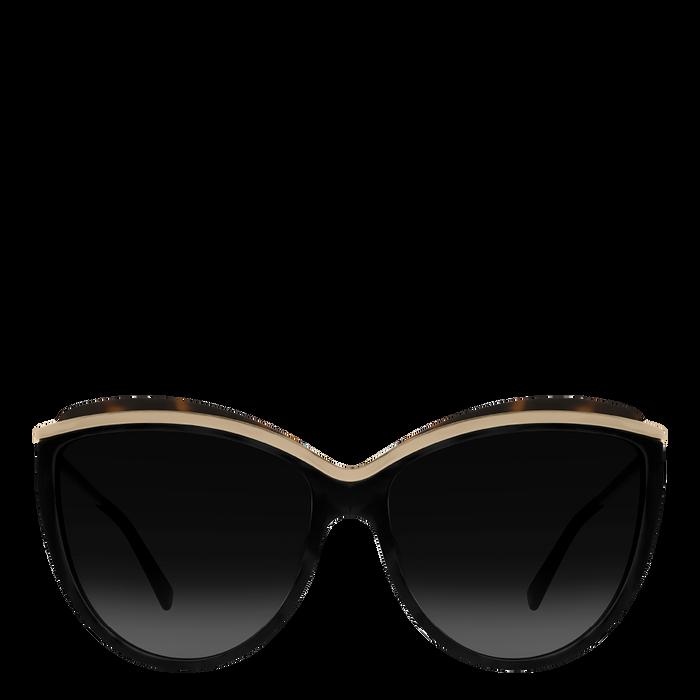 Sonnenbrillen, Schwarz Schildpatt - Ansicht 1 von 2 - Zoom vergrößern