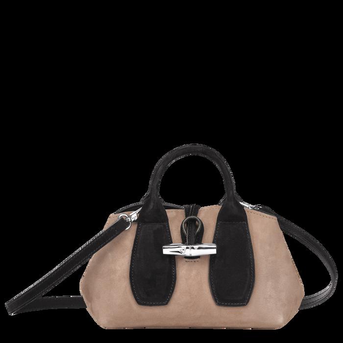 Top handle bag S, Hazelnut, hi-res - View 4 of 4