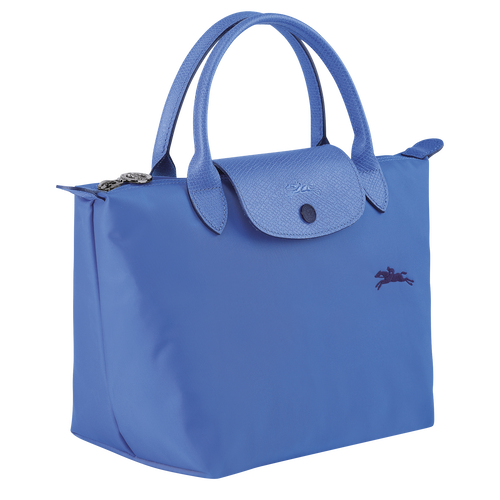 トップハンドルバッグ S, ブルー - ビュー 2: 4.0 -