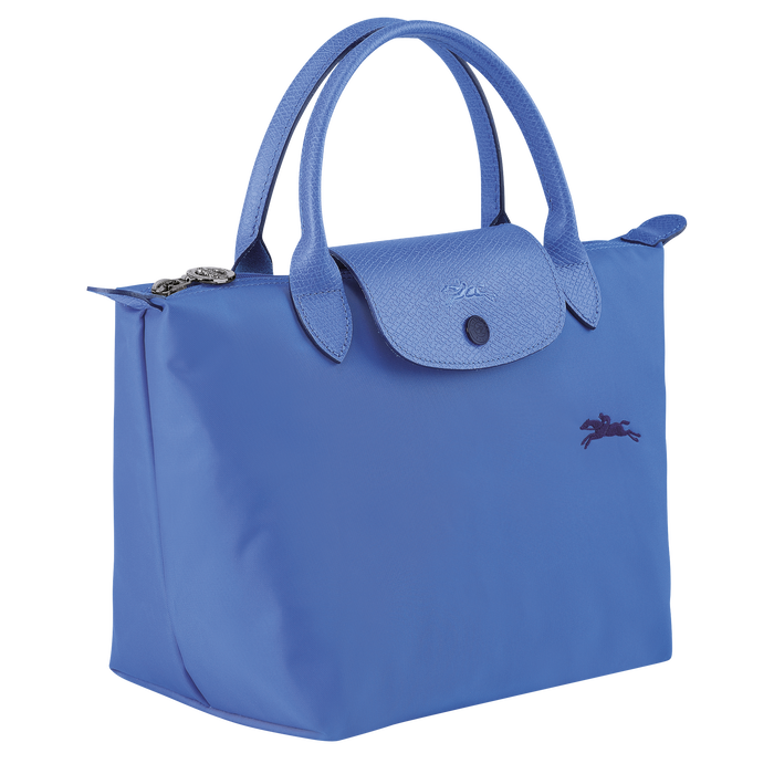 トップハンドルバッグ S, ブルー - ビュー 2: 4.0 - 拡大