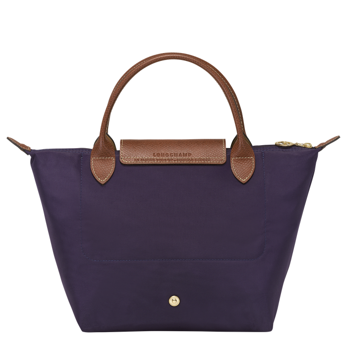 Le Pliage Original Sac porté main S, Myrtille