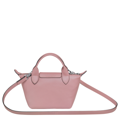 Top handle bag XS, Antique Pink - View 3 of  4 -