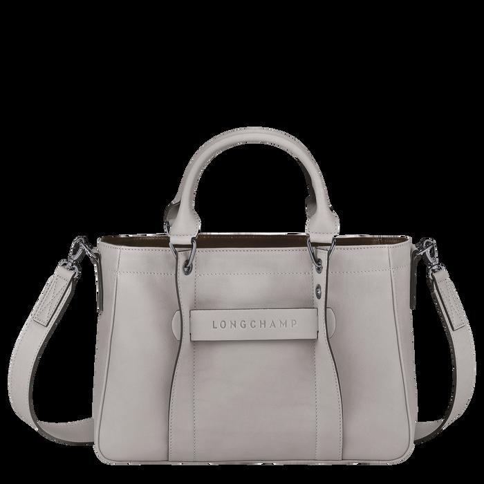 Longchamp 3D Top handle bag S, Grey