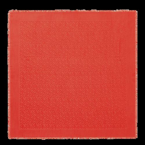 Schal, Terrakotta, hi-res - View 1 of 1