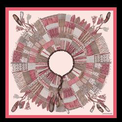 Pañuelo de seda, 133 Rosa pálido, hi-res