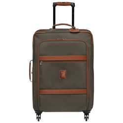 Wheeled suitcase M, 042 Brown, hi-res