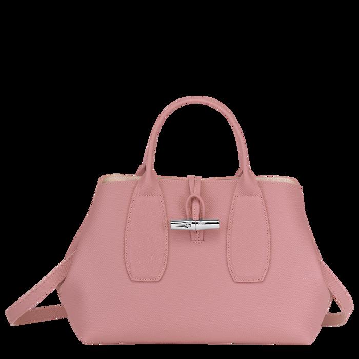 Tas met handgreep aan de bovenkant M, Antiek roze - Weergave 1 van  4 - Meer inzoomen.