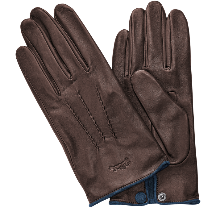Men's gloves, Mocha - View 1 of  1 - zoom in