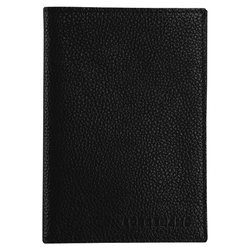 Passport covers, 047 Black, hi-res