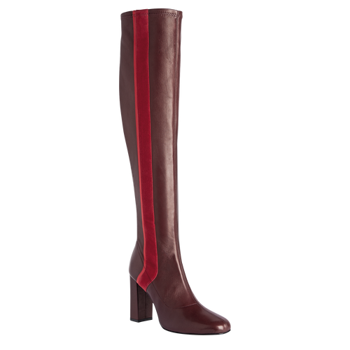 Boots, Mahogany/Poppy - View 2 of 3 -