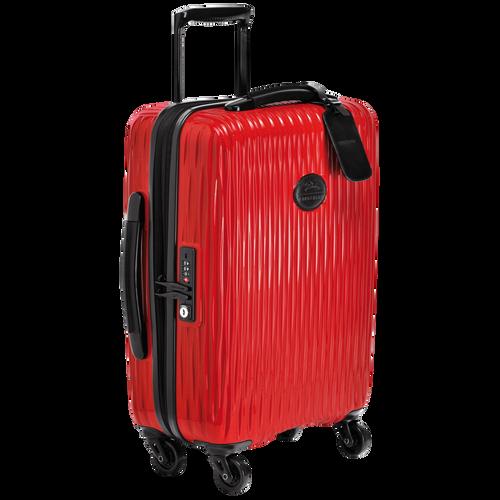 Koffer voor handbagage, Rood, hi-res - View 2 of 3
