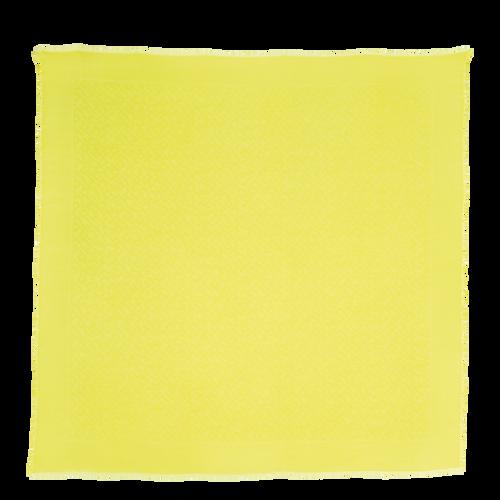 View 1 of Schal, Neongelb, hi-res