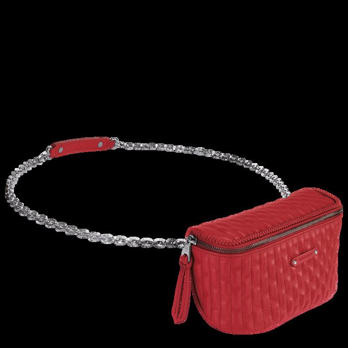 Gürteltasche, Rot - Ansicht 2 von 2 - Zoom vergrößern