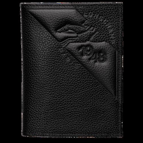 Card holder, Black/Ebony - View 1 of  2 -