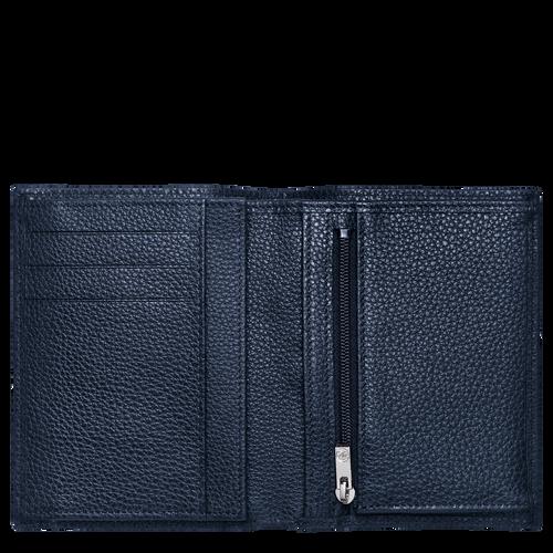 Wallet, Navy - View 2 of 2 -