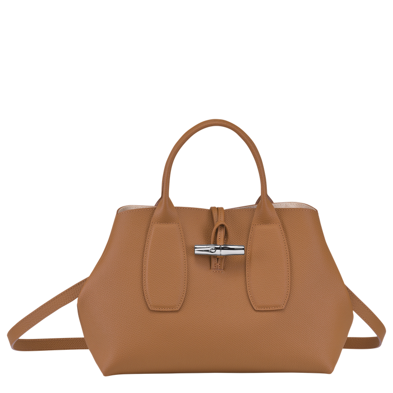 Top handle bag M, Natural - View 1 of  5 - zoom in