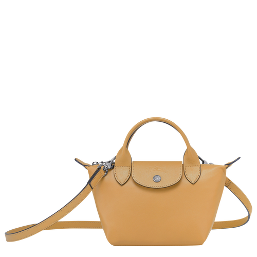Top handle bag, Honey, hi-res - View 1 of 4