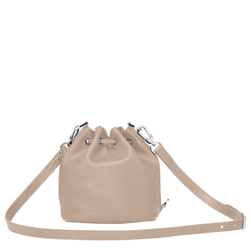 Bucket bag S, Beige - View 3 of  3 -