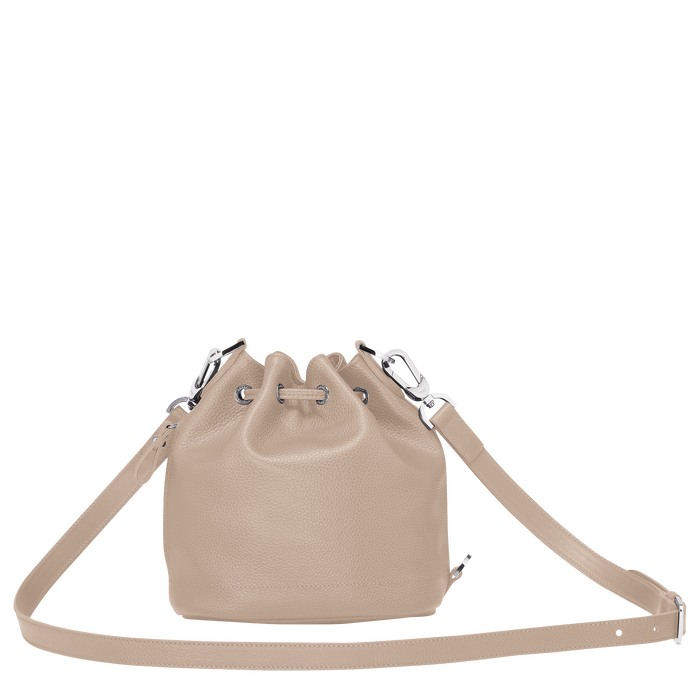 Bucket bag S, Beige - View 3 of  3 - zoom in