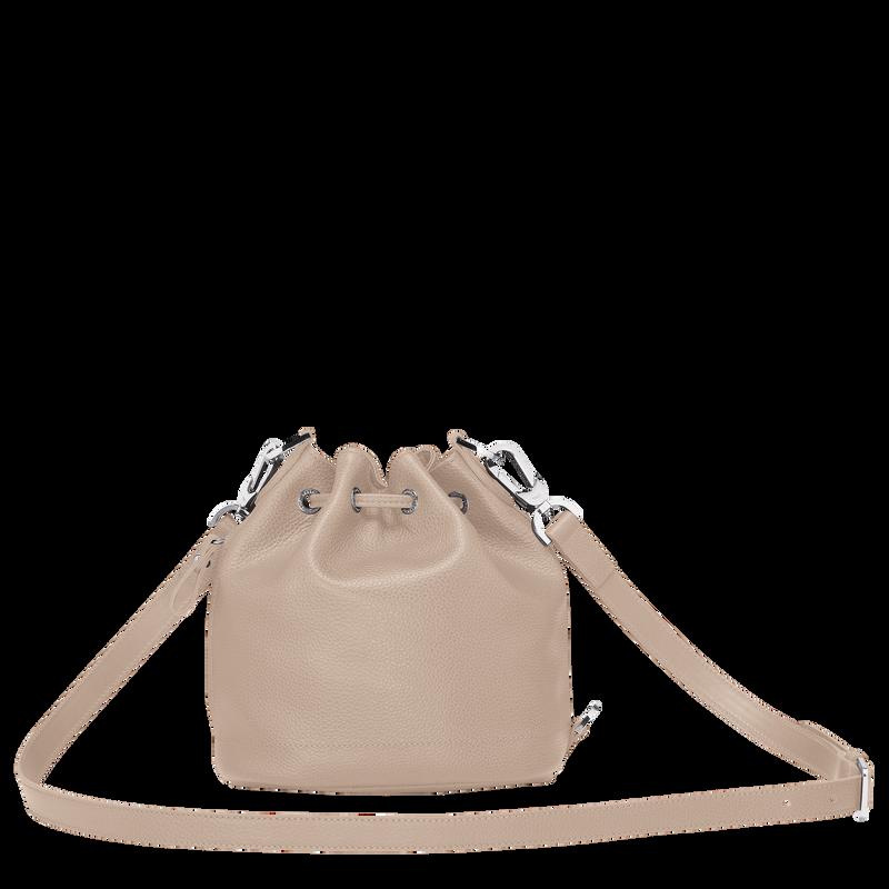 Bucket bag S, Beige - View 3 of  3 - zoom in