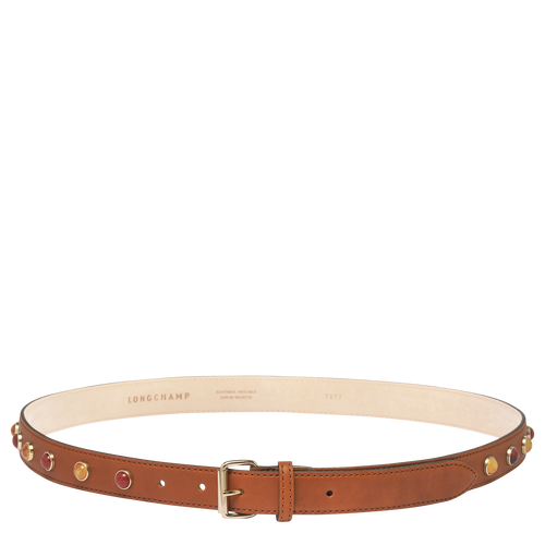 Ladies' belt, 504 Cognac, hi-res