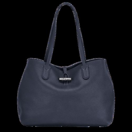 Shoulder bag L Roseau Navy (L2694968006) | Longchamp US