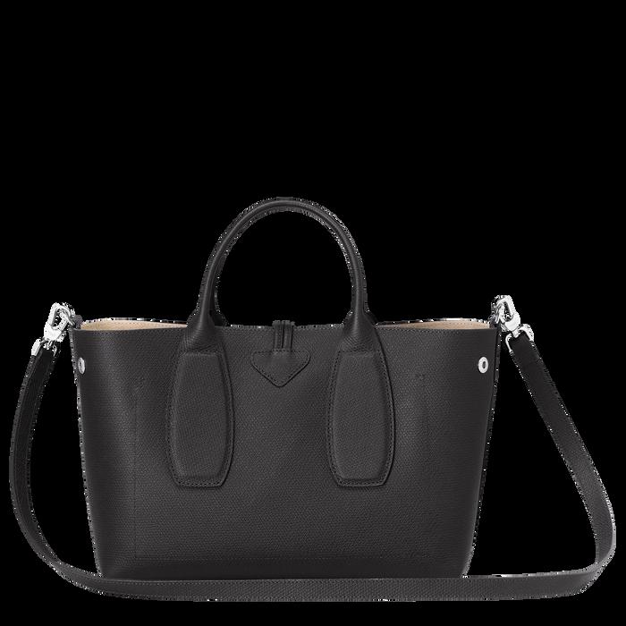 Top handle bag M, Black - View 4 of 5 - zoom in