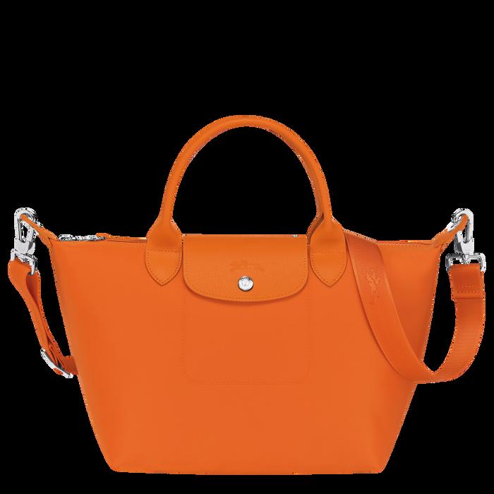 Top handle bag, Orange, hi-res - View 1 of 3