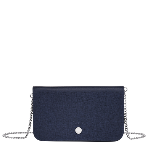 Wallet on chain, Navy - View 1 of 3 -
