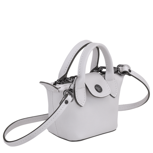 Crossbody bag XS, Grey - View 2 of  4 -