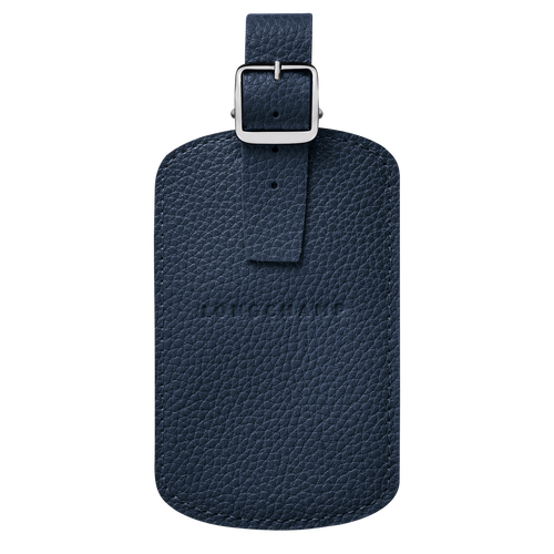Le Foulonné Luggage tag, Navy